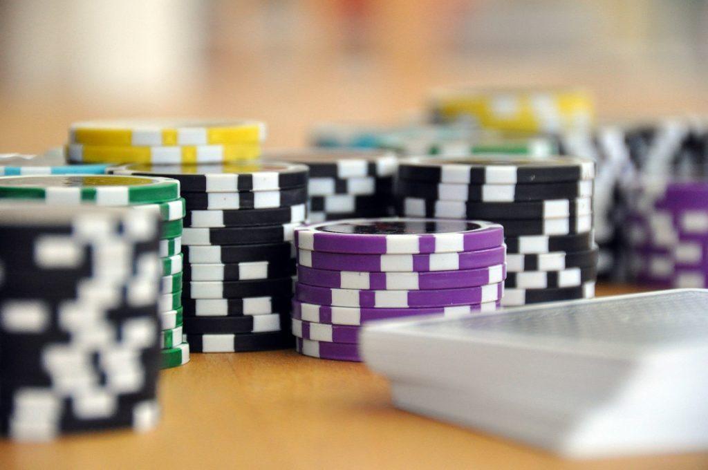 online gambling play
